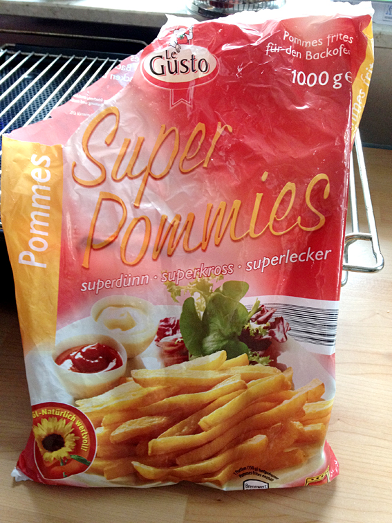 SuperPommes Le Gusto