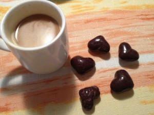 Dinkel Herzen - yummy