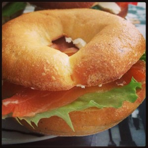 BagelSolo