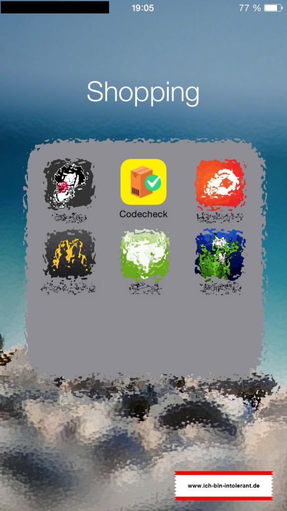 Codecheck - Die App auf dem iPhone