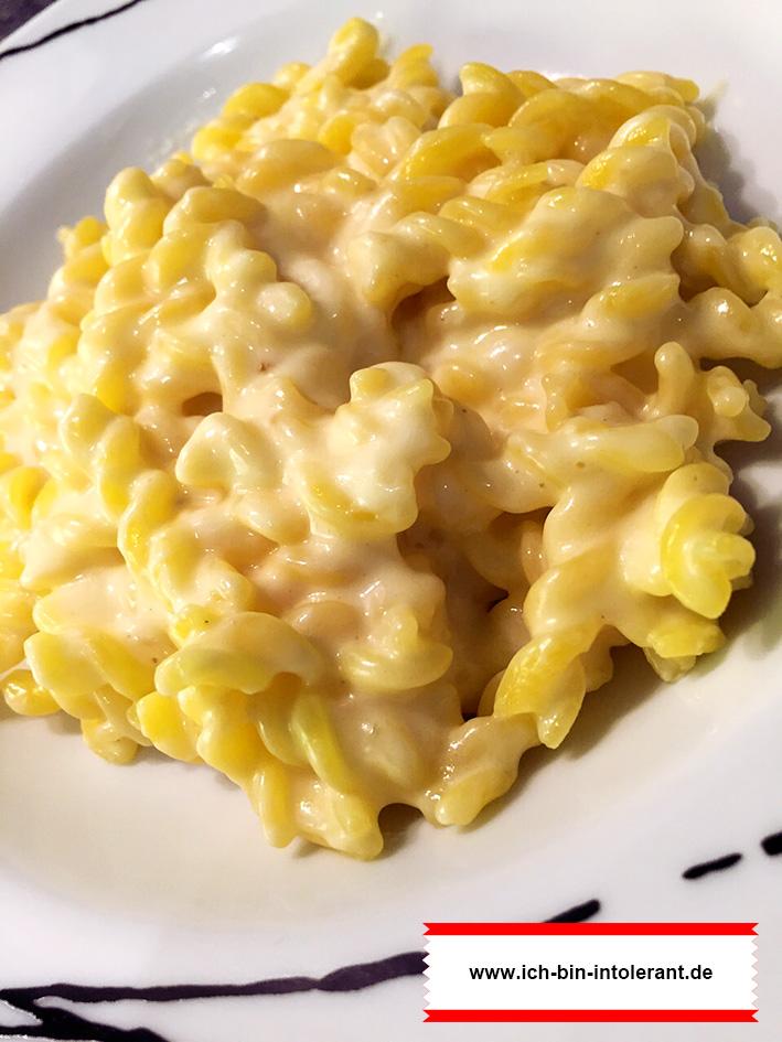 mac and cheese glutenfrei und laktosefrei
