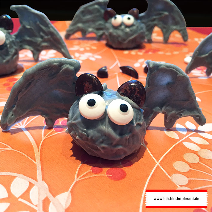 Oreo Fledermäuse glutenfrei