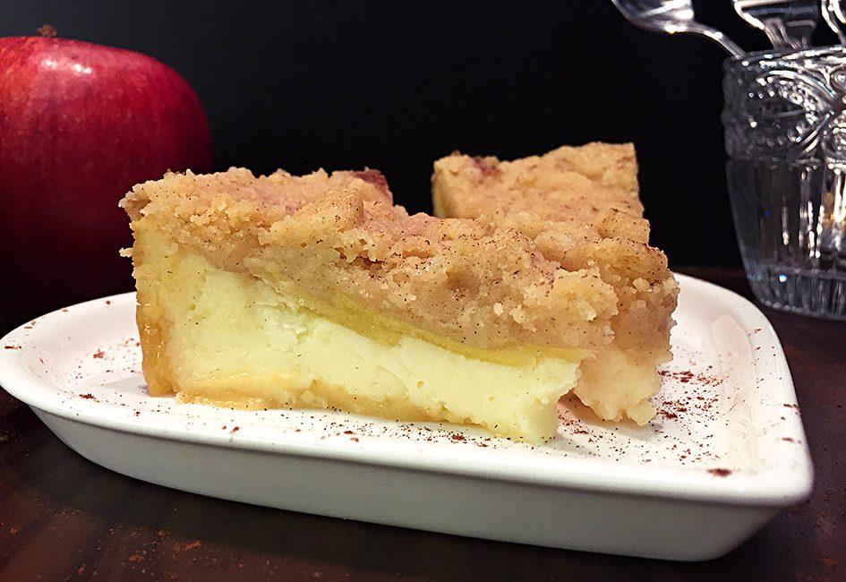 Glutenfreier Kasekuchen Mit Apfel Und Streusel Ich Bin Intolerant