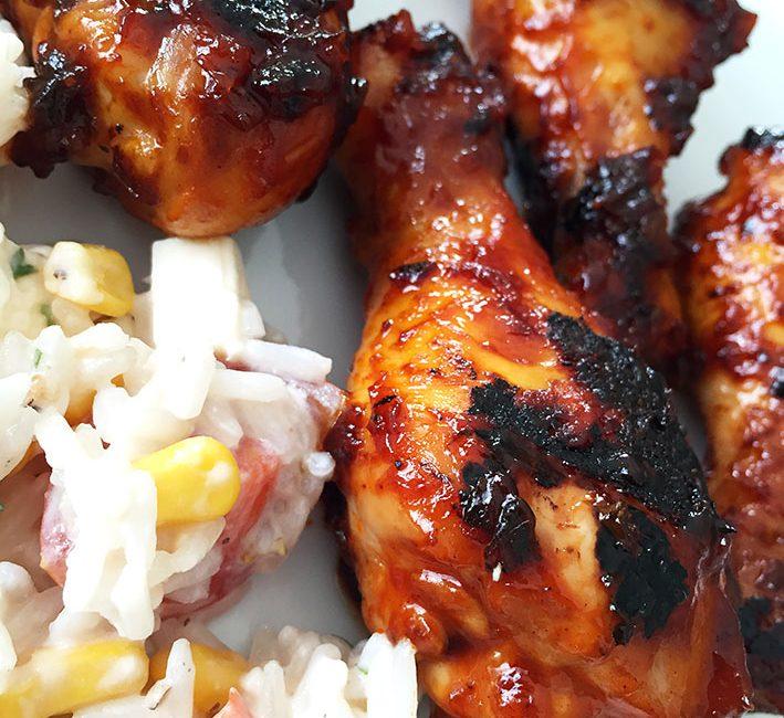 BBQ Chicken glutenfrei