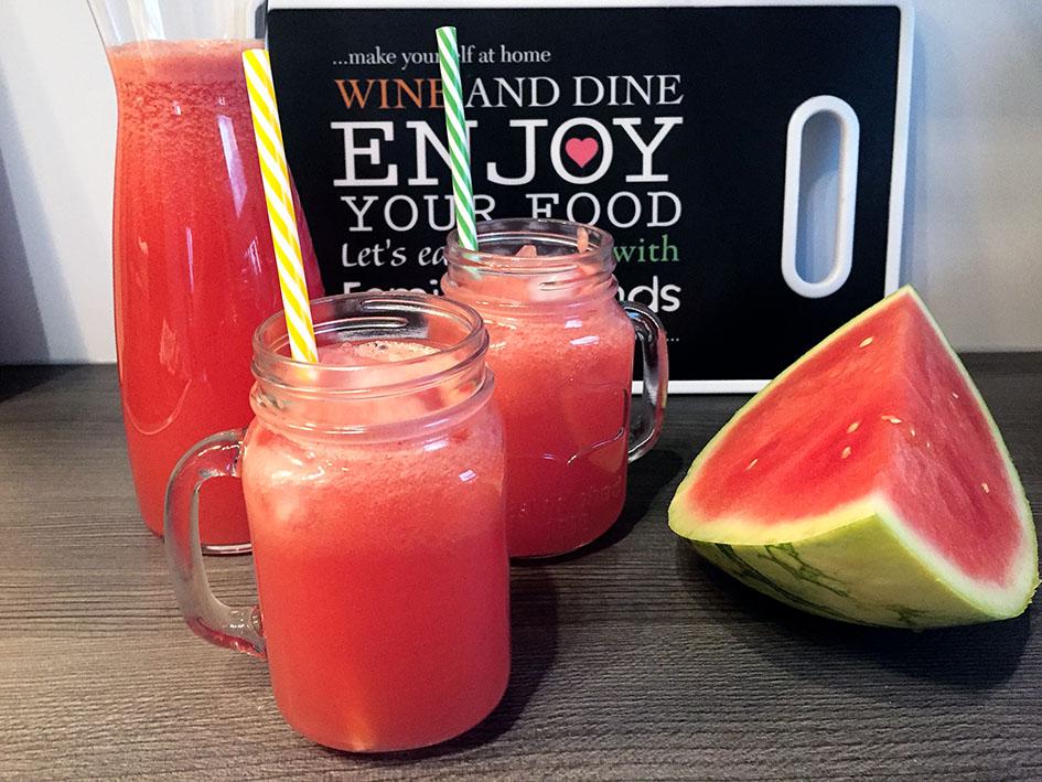 Wassermelonenlimonade
