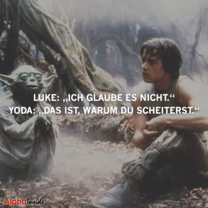 Star Wars Quote