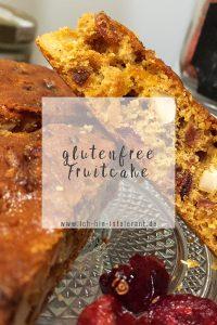 Glutenfreier Fruitcake