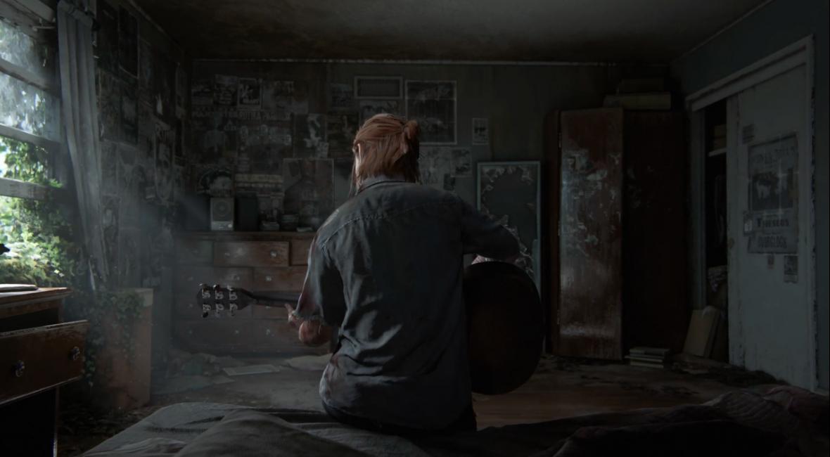 The Last of Us II Ellie