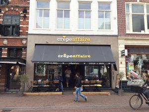 Glutenfrei in Haarlem - Crepe Affaire