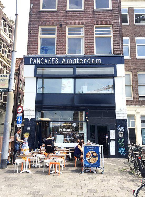 Glutenfrei in Amsterdam – Pancakes